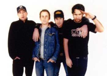 Hardcore skate punk band Millencolin